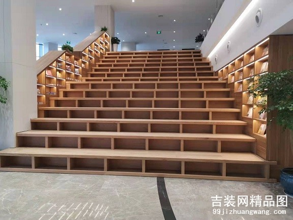 奉化新华书店2000平方装修案例