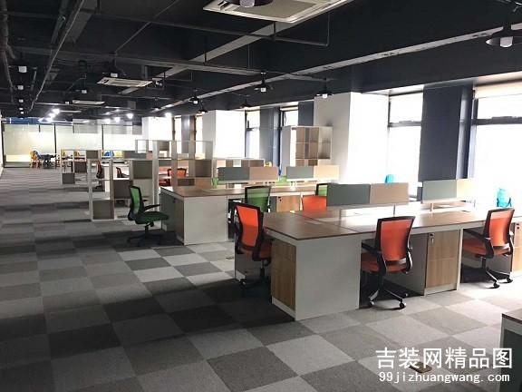 宁波永胜进出口公司装修案例760平方