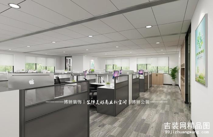 科技公司办公室